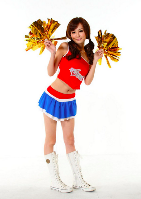 Weather Girls Umi a.k.a. 屋米 from Taiwan